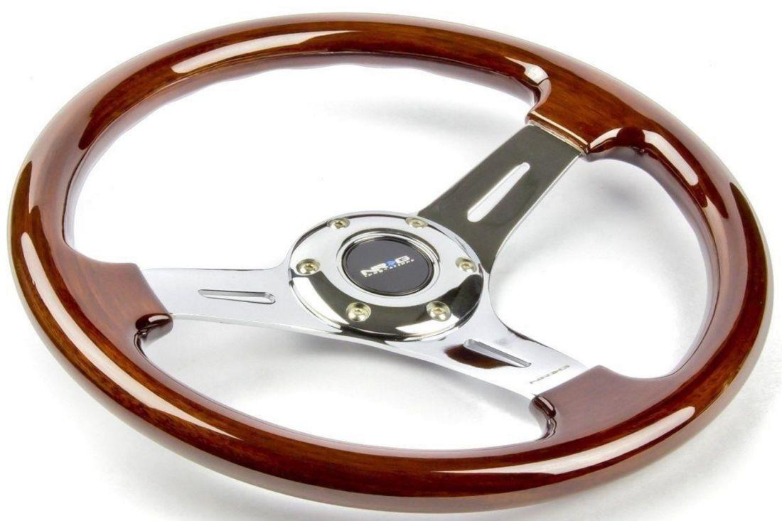 HANDMADE STEERING WHEEL