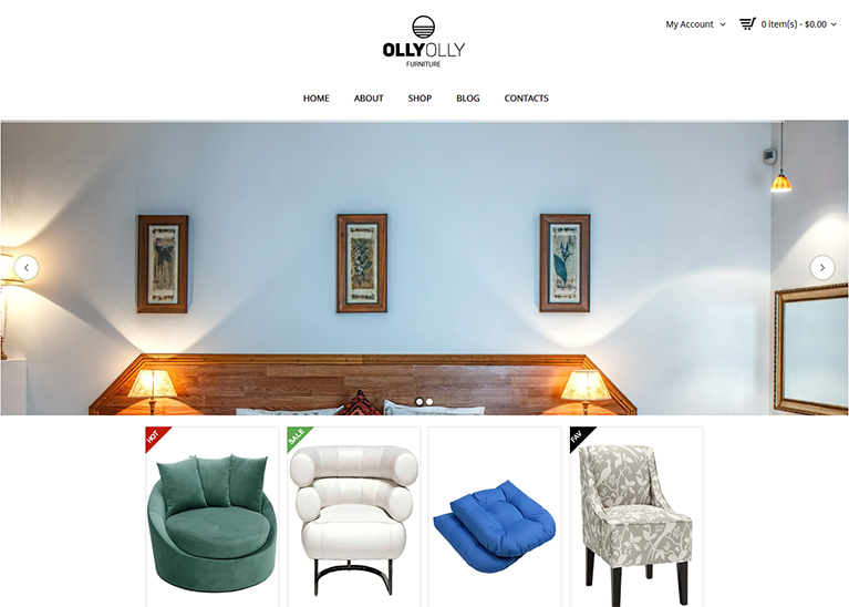 OLLY OLLY FURNITURE