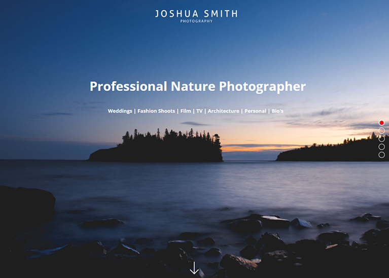 JOSHUA SMITH PHOTOGRAPHY