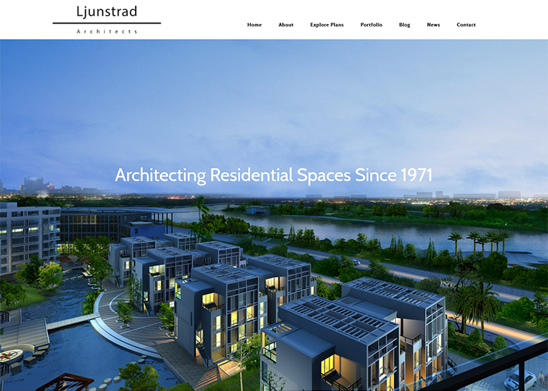 LJUNSTRAD ARCHITECTS