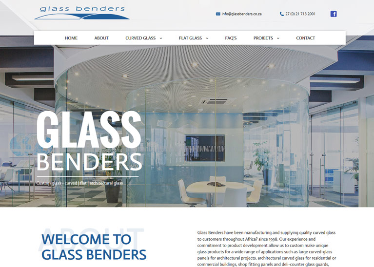 Glass benders
