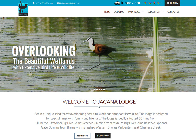 Jacana Lodge