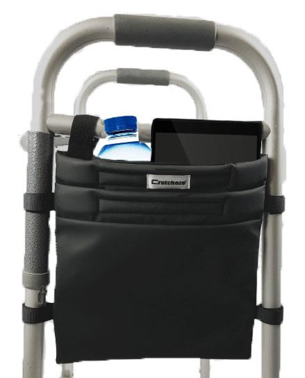 WALKER SIDE BAG - BLACK (ea)