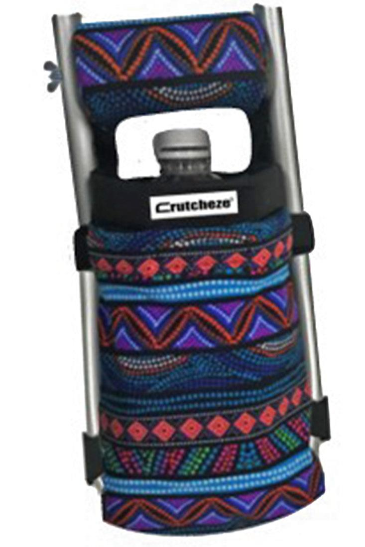 CRUTCH BAG - BLUE NATIVE - (ea)
