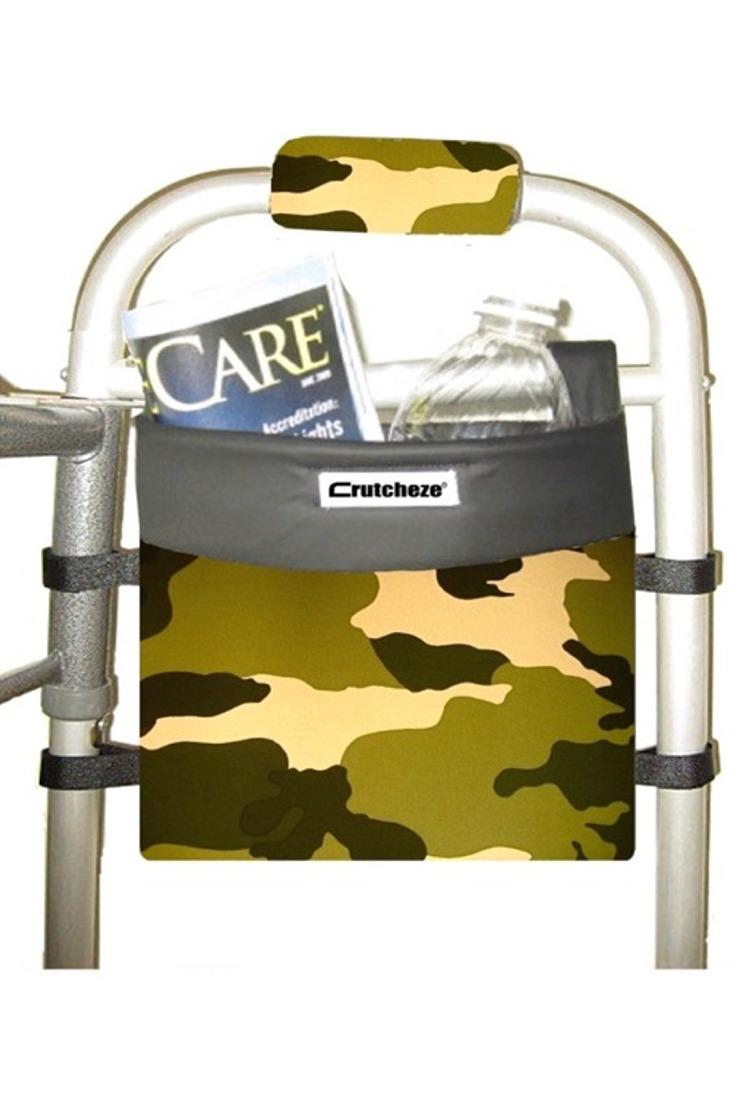 WALKER SIDE BAG - CAMO (ea)