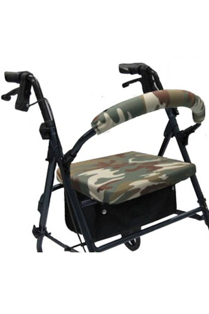 ROLLATOR WALKER COVERS - CAMO