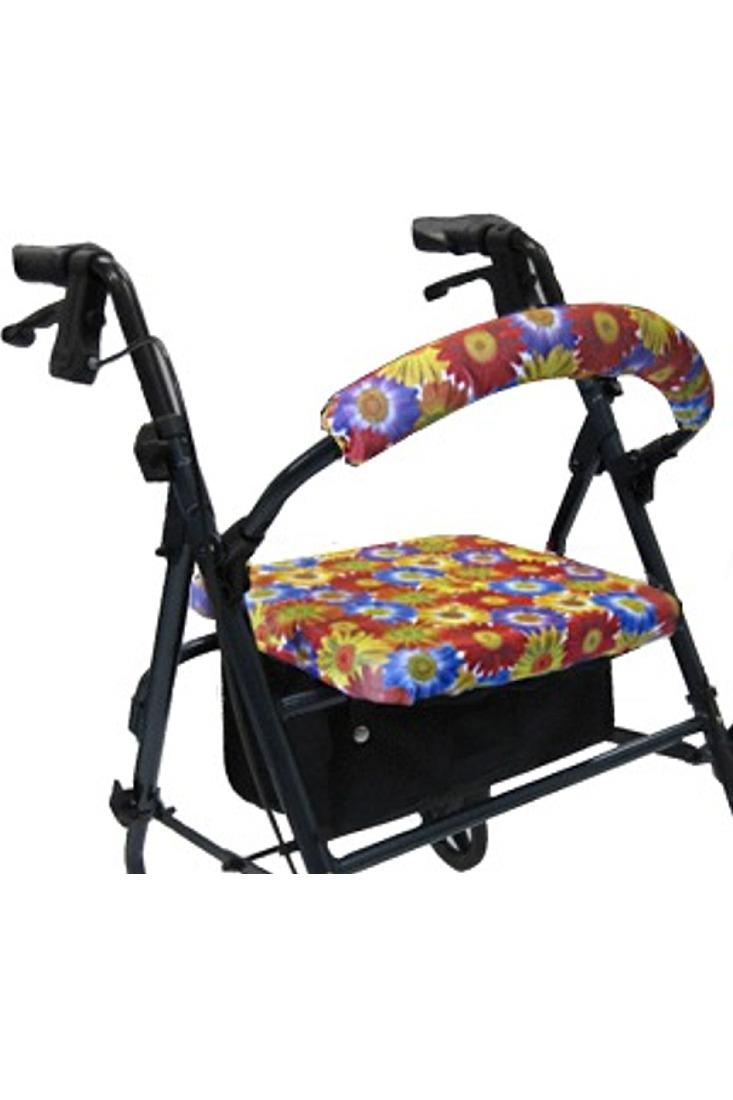 ROLLATOR WALKER COVERS - DAISY BOUQUET