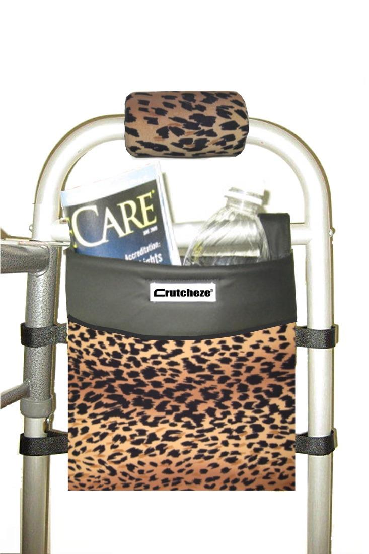 WALKER SIDE BAG - LEOPARD (ea)
