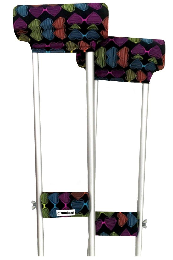 CRUTCH PADDED COVERS - LOVE IT