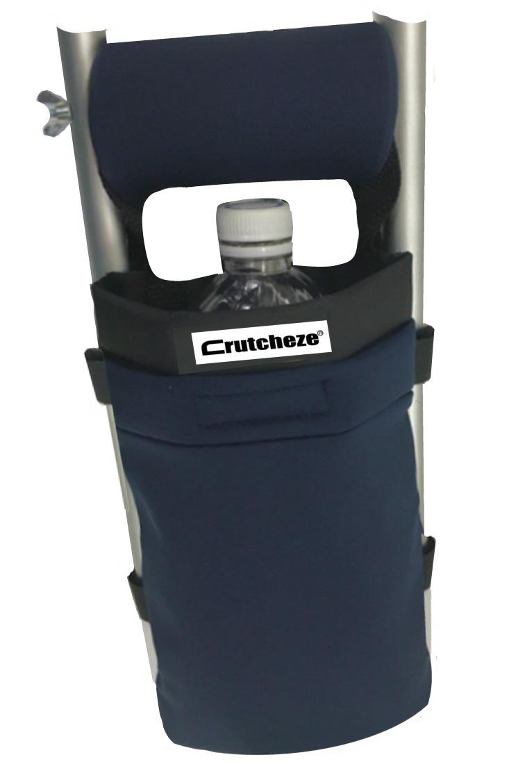CLEARANCE CRUTCH BAG - NAVY BLUE (ea)