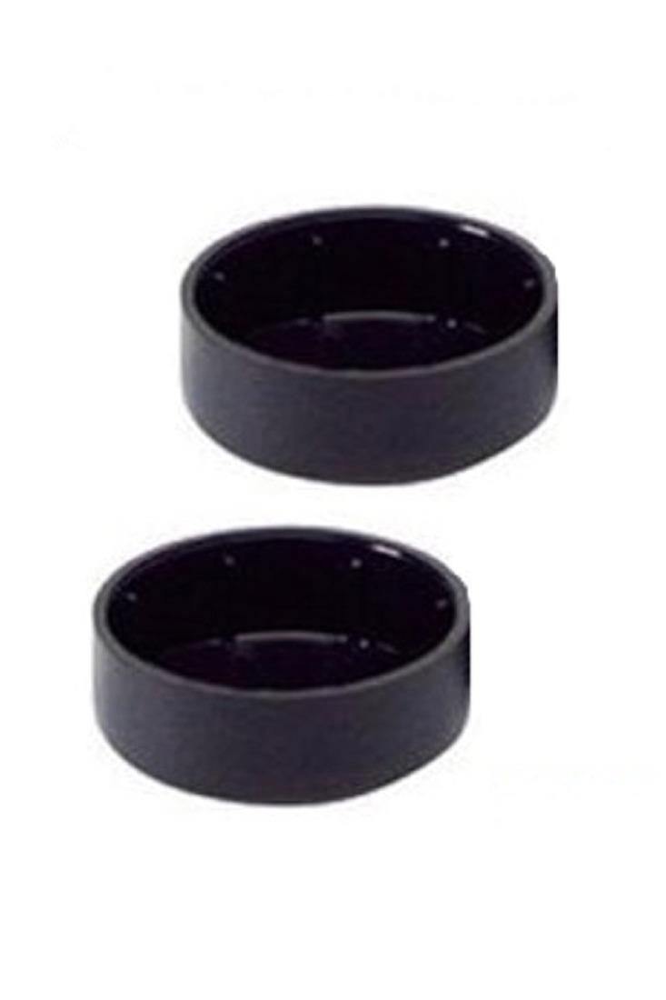 NOVA WALKER GLIDE CAPS - BLACK