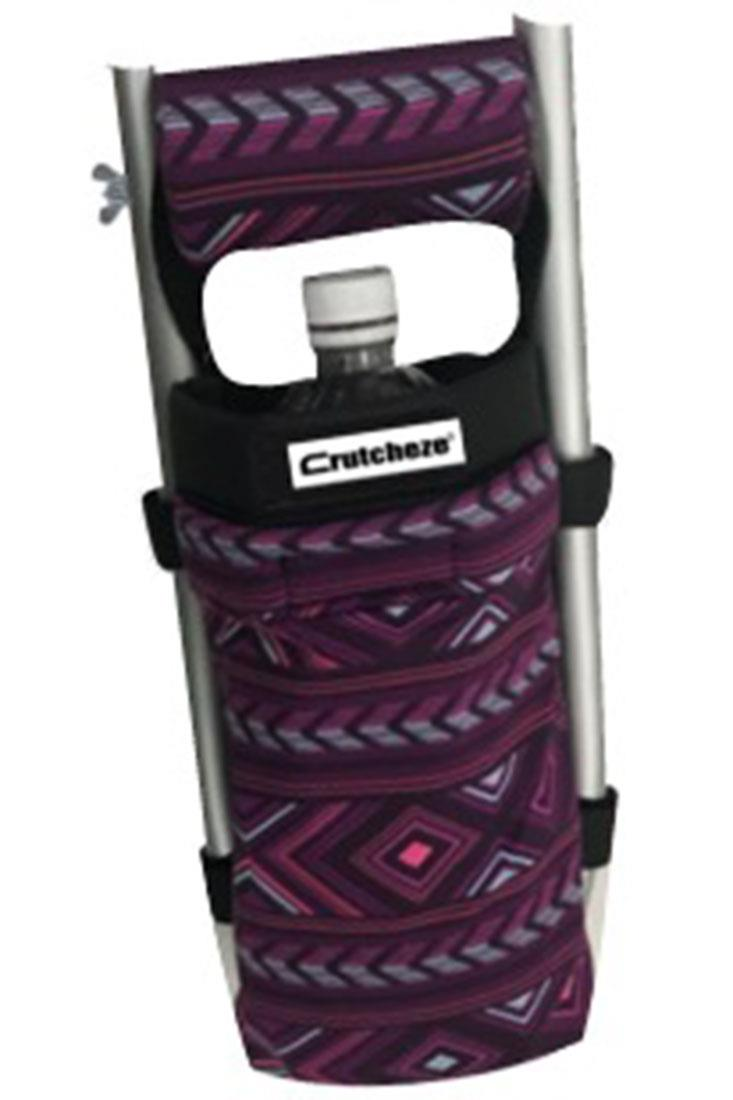CRUTCH BAG - PINK NATIVE - (ea)