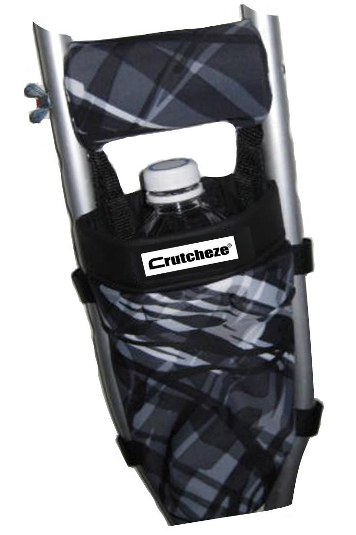 CRUTCH BAG - RAD PLAID (ea)
