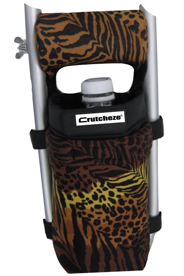 CRUTCH BAG - SAFARI CHIC - (ea)