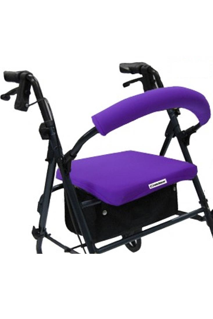 ROLLATOR WALKER COVERS - SPORT PURPLE
