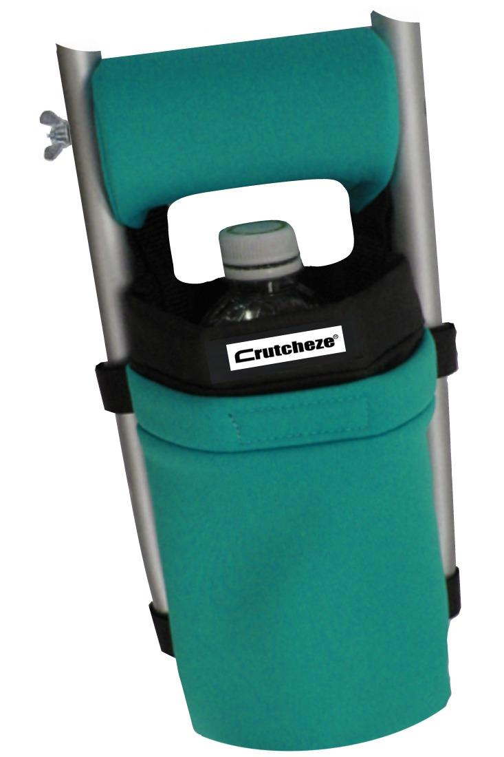 CLEARANCE CRUTCH BAG - TEAL (ea)
