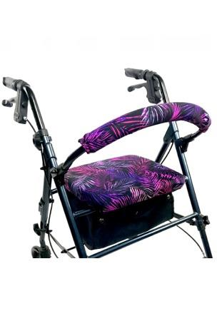 ROLLATOR WALKER COVERS - TROPICAL LEAVES