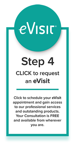 order online through evisit from a doctor