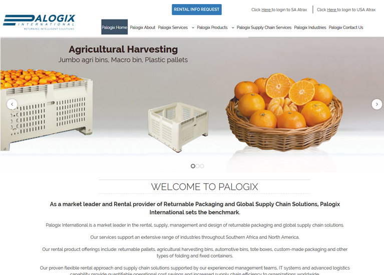 See Website Themes in Action in Our Showcase